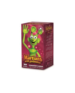 Martians With Prebiotics